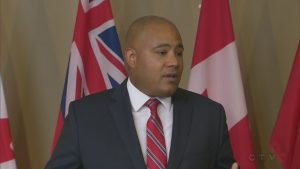 Michael Coteau, Minister of Children & Youth Services